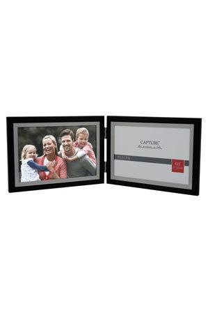 Capture   Modern 4 x 6 Horizontal Double Frame   Myer Online