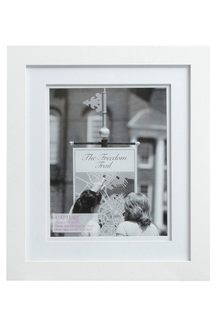 Capture | Venture 20x25cm White photo frame | Myer Online