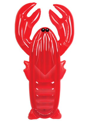 Sunnylife - Luxe Lie-On Float Lobster