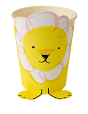 Silly Circus Cups 12 Set