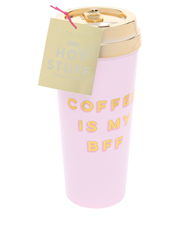 ban.do - Thermal Mug Coffee is my BFF