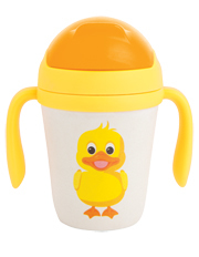 Eco Kids Sippy Cup Ducky