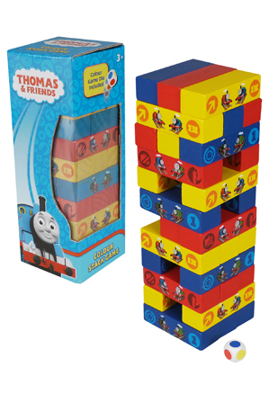Thomas & Friends - Stacking Blocks