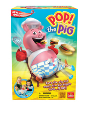 Board Games - Pop! The Pig