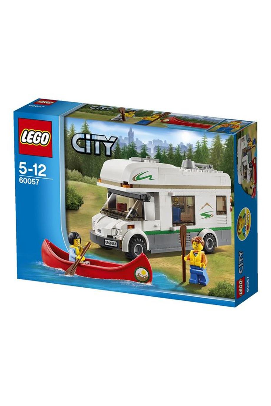 Lego | City Camper Van | Myer Online