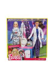 Barbie - Careers 2-pack Astronaut and Space Scientist