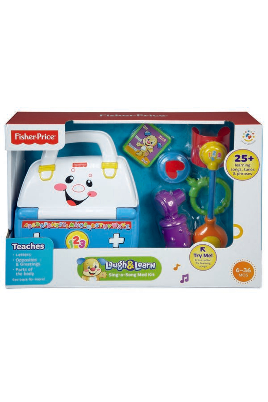 Medical Kit Role Play Toy | N5045 | Fisher-Price