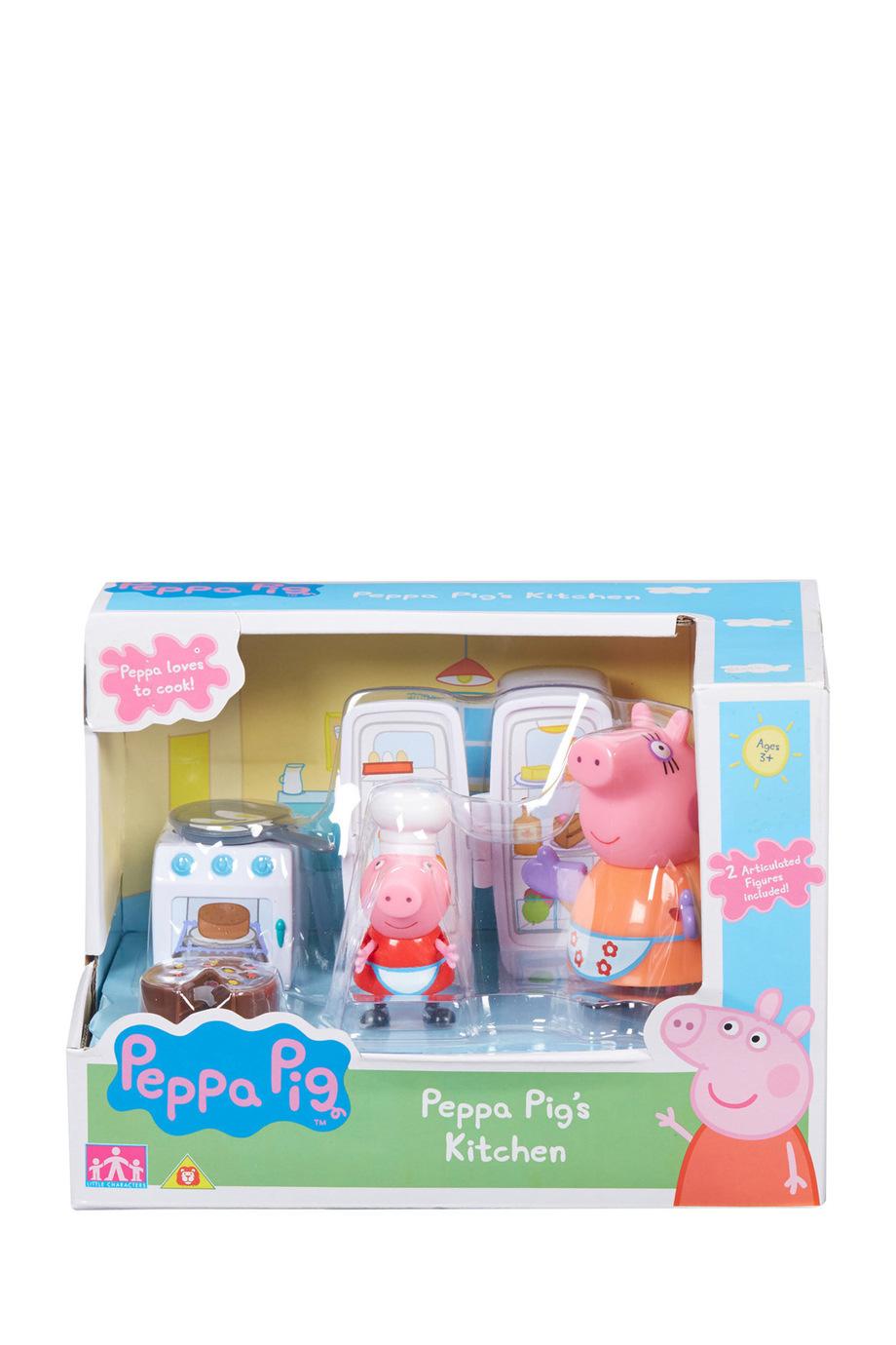 Peppa Pig   Kitchen Playset   Myer Online
