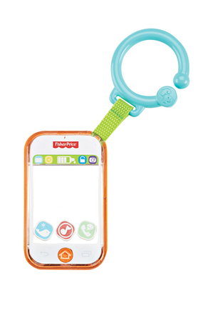 Fisher-Price - FP Musical Smart Phone