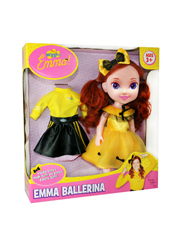 Wiggles - 15-Inch Emma Doll In Ballerina Outfit