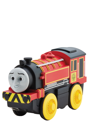 Thomas The Tank - Wooden Railway Battery Operated Victor