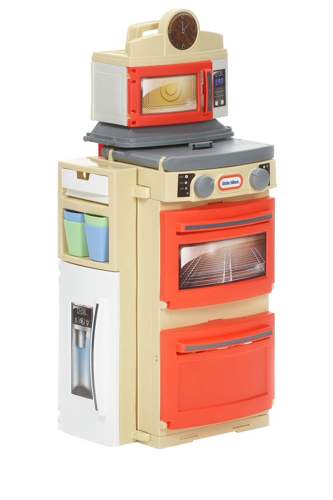 Little Tikes Cook N Store Kitchen Red Myer Online