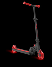 Yvolution - Neon Vector Scooter - Red