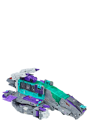 Transformers - Generations Titan Trypticon