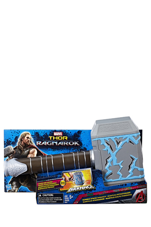 Marvel - Thor Rumble Strike Hammer
