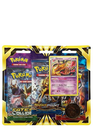 Pokemon - Trading Card Game Giratina 3-Pack Blister