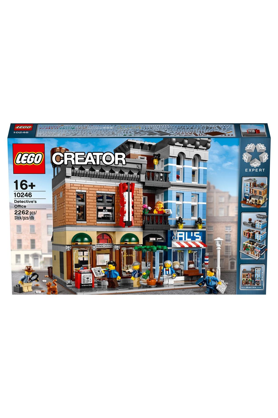 lego creator expert detectives office 10246 myer online. Black Bedroom Furniture Sets. Home Design Ideas