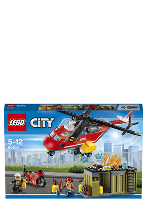 Lego - City Fire Response Unit 60108