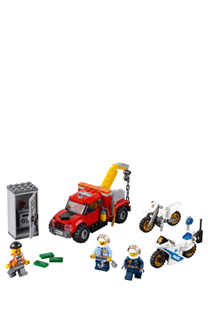 Lego - City Tow Truck Trouble 60137