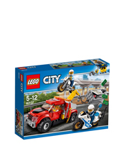 City Tow Truck Trouble 60137