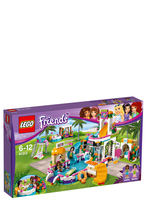 Lego - Friends Heartlake Summer Pool 41313