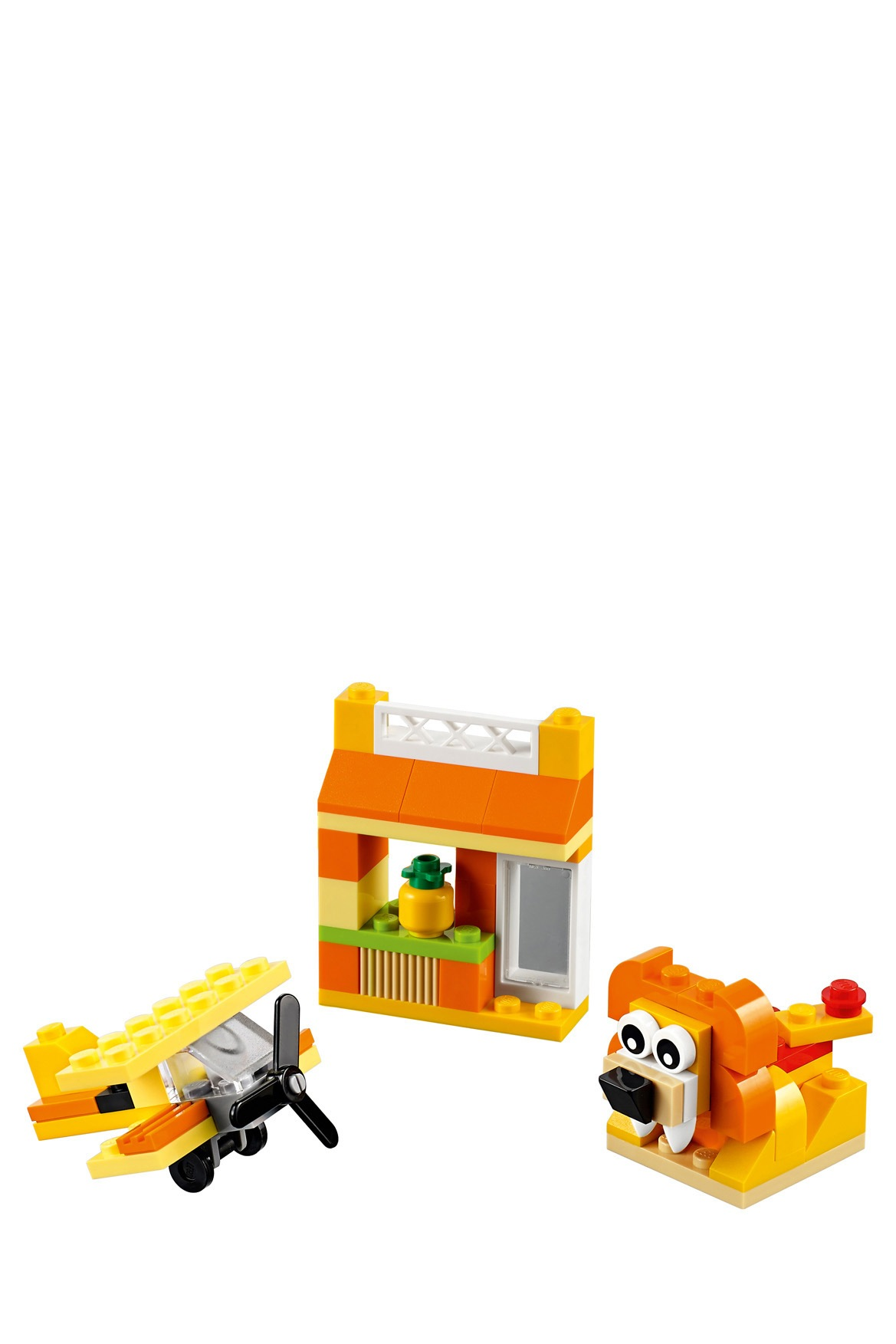 Lego Classic Orange Creativity Box 10709 Myer Online Categoryname Details Discover Your Creative