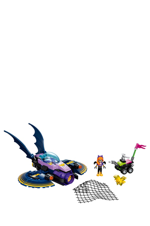 Lego - DC Super Hero Girls Batgirl Batjet Chase 41230