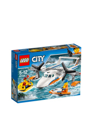 Lego - City Sea Rescue Plane 60164