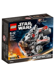 Star Wars Millennium Falcon Microfighter 75193