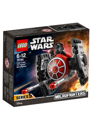 Star Wars First Order Tie Fighter Microfighter 75194
