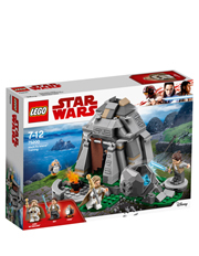 Star Wars Ahch-To Island Training 75200