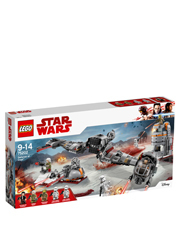 Star Wars Defense of Crait 75202