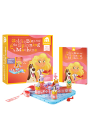 GoldieBlox - And the Spinning Machine