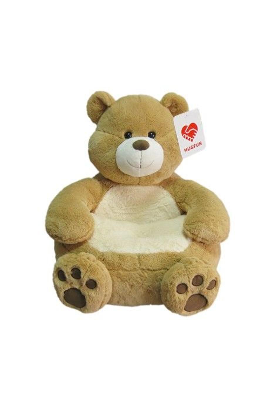 plush jumbo bear chair myer online. Black Bedroom Furniture Sets. Home Design Ideas