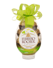 Myer online easter gifts rocher 16 piece egg 200g negle Choice Image