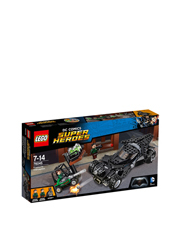 Lego - Super Heroes Kryptonite Interception 76045