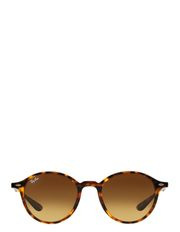 Ray-Ban - 0Rb4237 387093 Brown Sunglasses