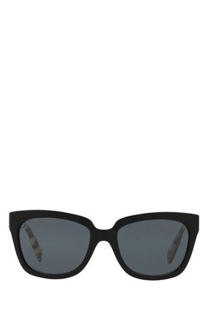 Prada - 0PR 07PS 391396 Black Polarized Sunglasses