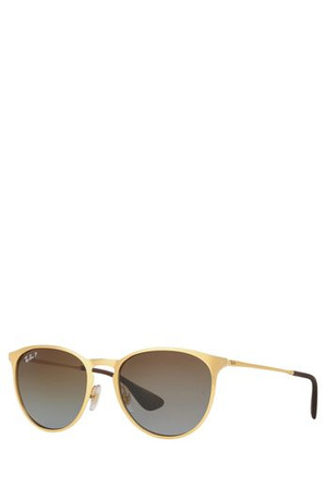 Ray-Ban - 0RB3539 393823 Gold Polarized Sunglasses