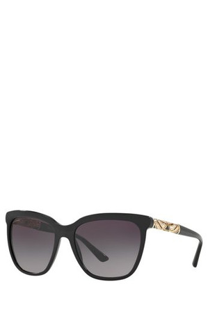 Bvlgari - 0BV8173B 396441 Black Sunglasses
