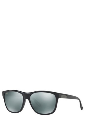 Maui Jim - Howzit Black Polarized Sunglasses