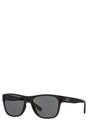 Armani Exchange - AX4008  370488 BLACK POLARISED