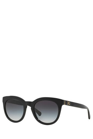 Dolce & Gabbana - DG4249  374292 BLACK  ASIAN FIT