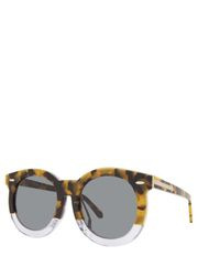 Karen Walker - A SUPER DUPER T  387257 TORTOISE  ASIAN FIT