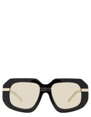 Karen Walker - A SUPERSTAR CREEPER  387254 BLACK  ASIAN FIT