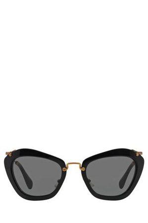 Miu Miu - MU 10NS NOIR FAMILY 345214 BLACK