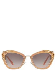 Miu Miu - MU 04QS SPECIAL PROJECT | CRYSTAL 390944 PINK/PURPLE