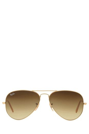 Ray-Ban - RB3025 AVIATOR  58  MEDIUM 349985 GOLD
