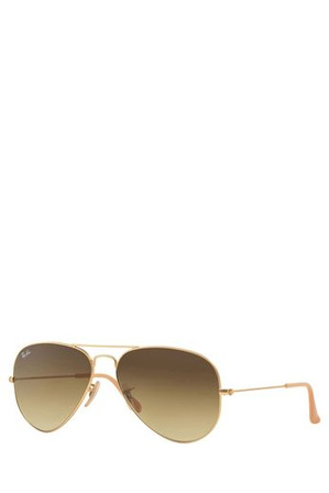 Ray-Ban - RB3025 AVIATOR  55  SMALL 349984 GOLD