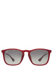 Ray-Ban - RB4187F CHRIS  363156 RED/BURGUNDY  ASIAN FIT